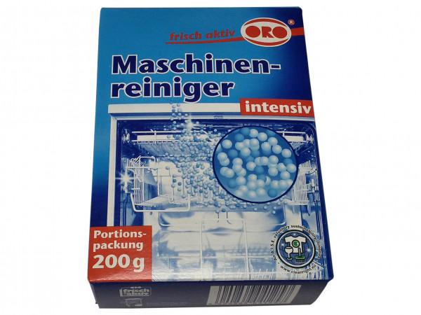 Maschinenreiniger für Spülmaschinen oder Waschmaschinen 200 gr 541.091